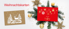Weihnachtskarten Kollektion 2020