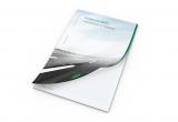 Schreibblock mit Cover DIN A4