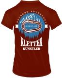 KLETTERKÜNSTLER T-Shirt