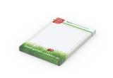 Haftnotizblock Basic 50 x 72 mm, 100 Blatt