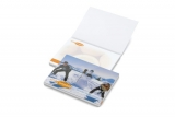Haftnotizblock Cover Karton 100 x 72 Individuell