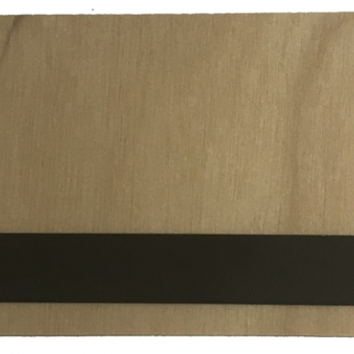 Innovation für die Hotellerie: Magnetkarten aus Holz